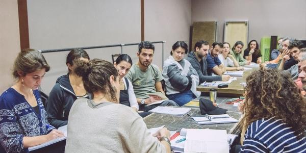 Ξεκίνησαν οι πρόβες για την παράσταση «ΠΥΡΚΑΓΙΕΣ» του Ουαζντί Μουαουάντ