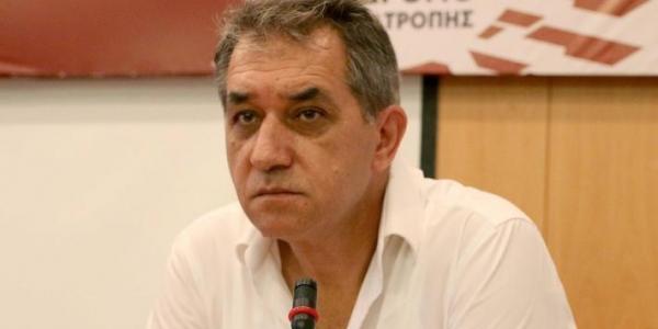 Περιοδεία του Γιάννη Δελή στη Διεύθυνση Παιδικών Σταθμών του Δήμου Θεσσαλονίκης