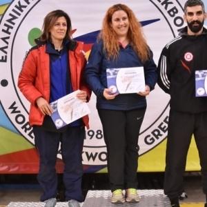 Ο ΑΣ Κερατσινίου πρώτευσε στο πανελλήνιο τεχνικό πρωτάθλημα Poomsae
