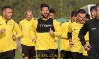Επιστροφή  στις προπονήσεις για τους ποδοσφαιριστές του ΑΡΗ