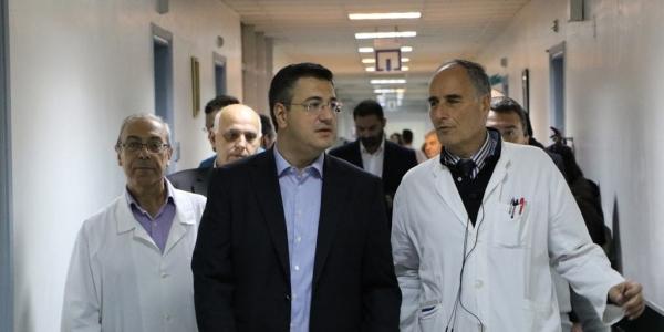 Τζιτζικώστας: Στο ΑΧΕΠΑ τα πιο σύγχρονα χειρουργεία στην Ελλάδα