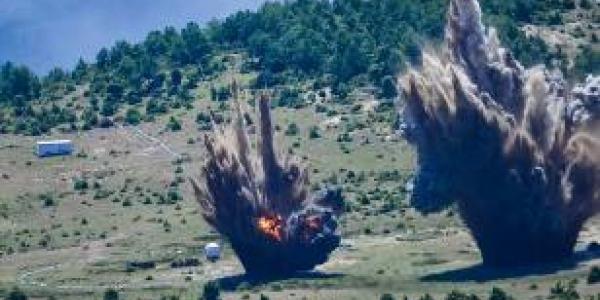 Προειδοποίηση για δραστηριότητες της Πολεμικής Αεροπορίας στο Πεδίο Βολής Ασκού