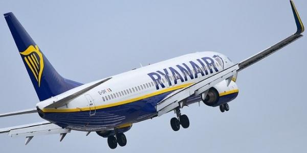 Με νέα δρομολόγια συνδέει η Ryanair την Θεσσαλονίκη με το Τελ Αβίβ