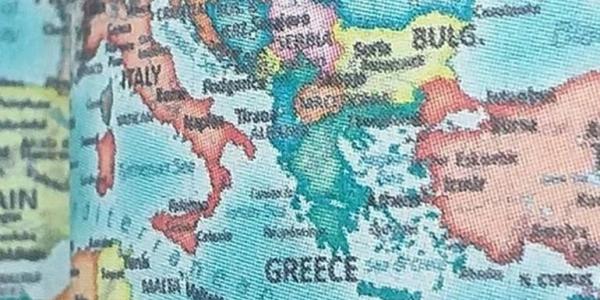 Ατζέντες της αστυνομίας περιελάμβαναν χάρτες που ανέφεραν την ΠΓΔΜ ως «Μακεδονία»