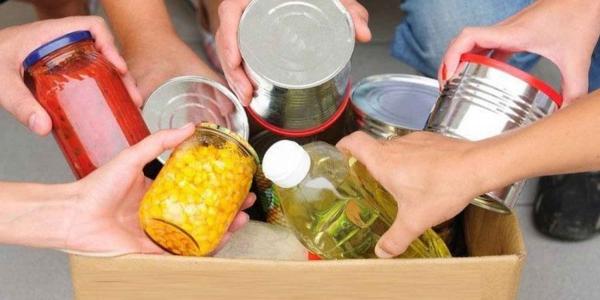 Διανομή τροφίμων του προγράμματος ΤΕΒΑ/FEAD για τους Απόρους