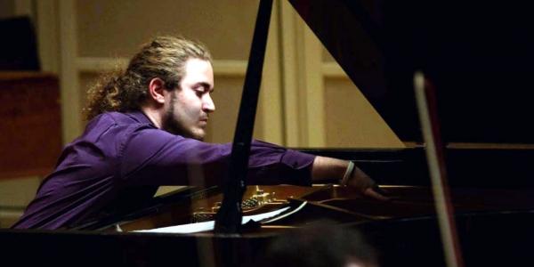 Ρεσιτάλ πιάνου με τον βραβευμένο πιανίστα  Ανδρέα Φοίβο Αποστόλου