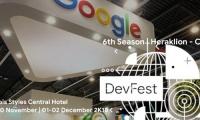 Google Developers Festival  στο Ηράκλειο Κρήτης