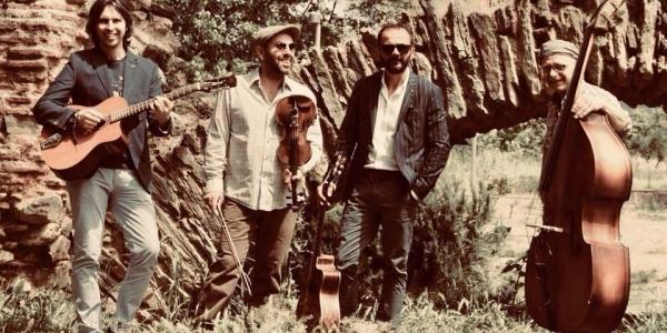 Passa tempo: Gypsy Jazz  στο Καλλιτεχνικό Καφενείο ΝΕΟΝ