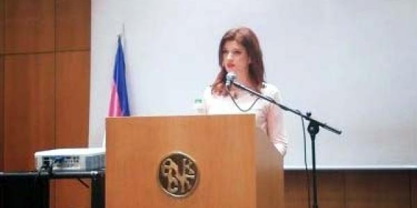 Νοτοπούλου: Θα συνεχίσουμε τη  μάχη για κοινωνική  αποδοχή του κάθε ανθρώπου