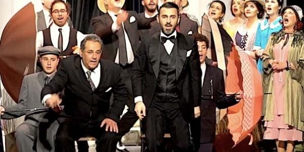 Ο Βαφτιστικός,  στο Μέγαρο Μουσικής Θεσσαλονίκης για δύο παραστάσεις