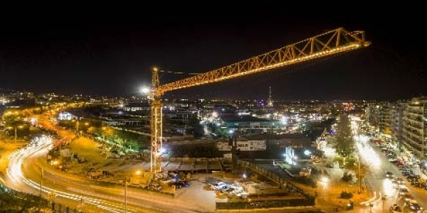 Το Μέτρο Θεσσαλονίκης ανάβει τα φώτα