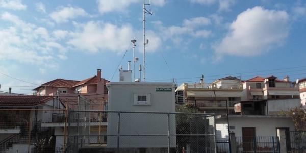 Αναβάθμιση για το σταθμό μέτρησης αέριων ρύπων του Κορδελιού