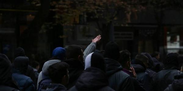 Πορεία μαθητών με άρωμα φασισμού στην Θεσσαλονίκη