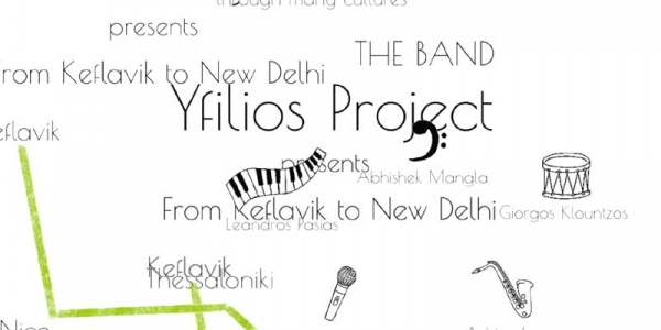 Yfilios Project - From Keflavik to New Delhi
