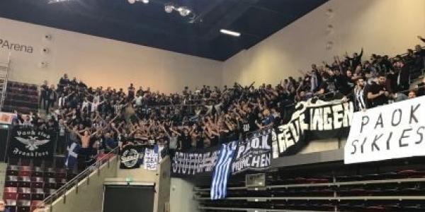 Tα εισιτήρια του αγώνα Telekom Baskets Bonn - ΠΑΟΚ
