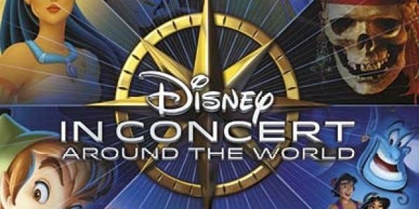 100% Disney in Concert: Around the World