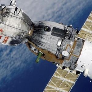 Επιτυχής εκτόξευση  πυραύλου Σογιούζ με τριμελές πλήρωμα