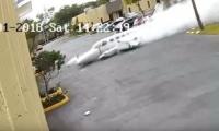 Αεροπλάνο πέφτει σε κτήριο στις ΗΠΑ
