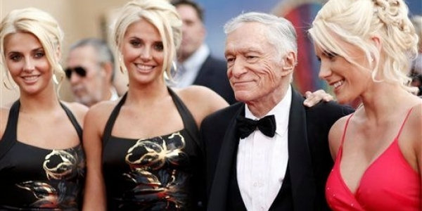 Προσωπικά αντικείμενα του ιδρυτή του Playboy πωλήθηκαν σε δημοπρασία