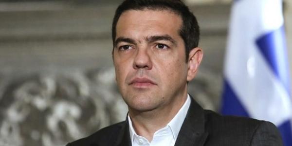 Πολιτική συγκέντρωση του ΣΥΡΙΖΑ στη Θεσσαλονίκη