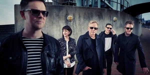 Οι New Order  στην Αθήνα τον Ιούνιο