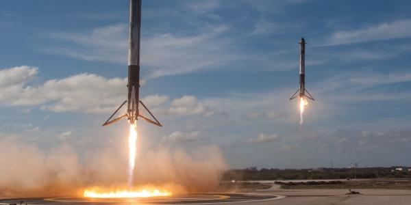 Απέτυχε να προσεδαφιστεί στη Γη ο πύραυλος Falcon της SpaceX
