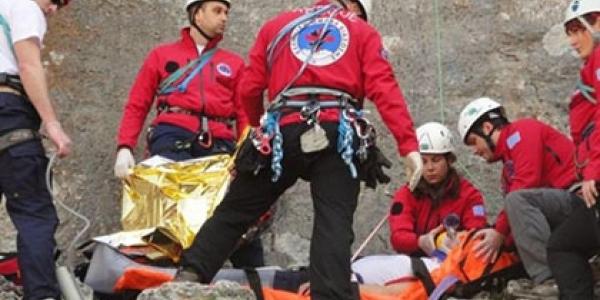 Σεμινάριο: Πρώτες βοήθειες σε αναρριχητικό και ορεινό πεδίο