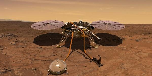 Το πρώτο ηχητικό ντοκουμέντο από τον πλανήτη Αρη