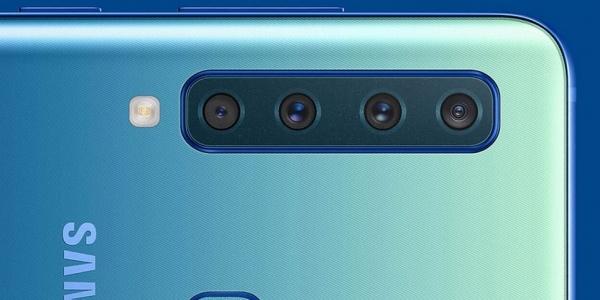 Samsung Galaxy A9 με τετραπλή κάμερα