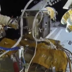 Τρύπα δύο χιλιοστών εντοπίστηκε στο Soyuz