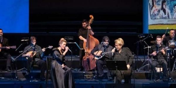 Η Ορχήστρα Βασίλης Τσιτσάνης στο Μέγαρο Μουσικής Θεσσαλονίκης