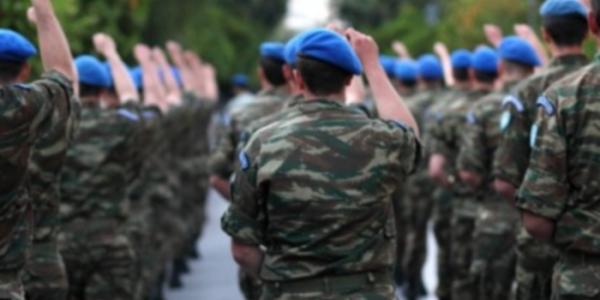 Καταβολή έκτακτης οικονομικής ενίσχυσης στους στρατιώτες λόγω των εορτών