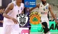ΠΑΟΚ και Παναθηναϊκός αναμετρούνται για την 9η αγωνιστική στο μπάσκετ