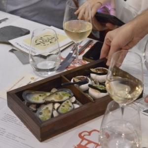 Gastronomy charity dinner του Thessaloniki Food Festival