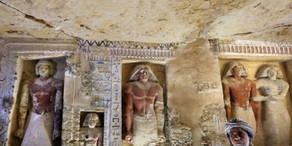 Σπουδαία ανακάλυψη αρχαιολόγων στην Αίγυπτο