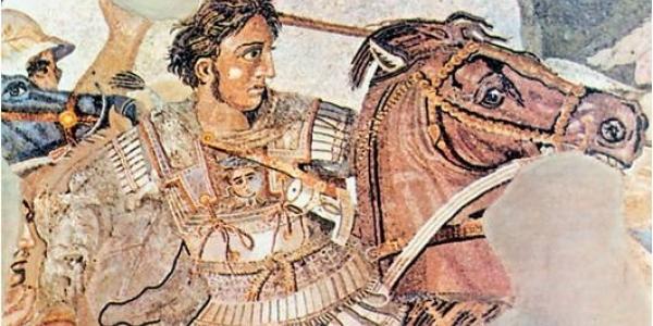 Διάλεξη της Χρυσούλας Παλιαδέλη: «Τέχνες και πολιτική στα χνάρια του Αλέξανδρου»