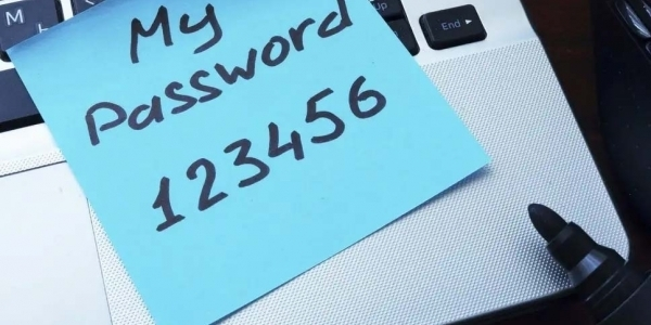Τα χειρότερα password του 2018!