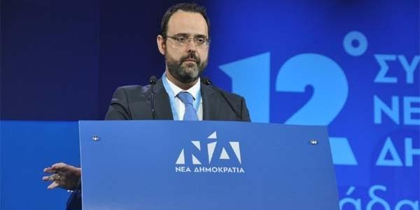 Κωνσταντίνος Μαραβέγιας: Ελλάδα μπορούμε