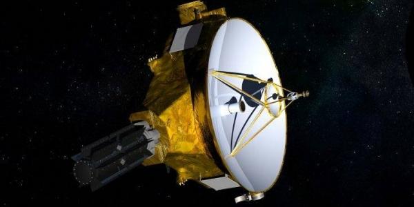 Σεμινάριο: New Horizons - η εξερεύνηση του Πλούτωνα