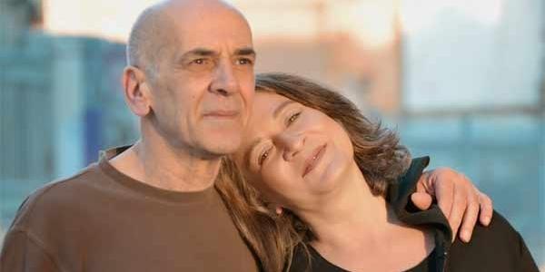 Ο Ορφέας Περίδης μαζί με την Λιζέτα Καλημέρη στο club του Μυλου