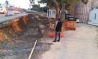 Εκτεταμένες εργασίες στη Δημοτική Κοινότητα Αγίου Παύλου του Δήμου Νεάπολης