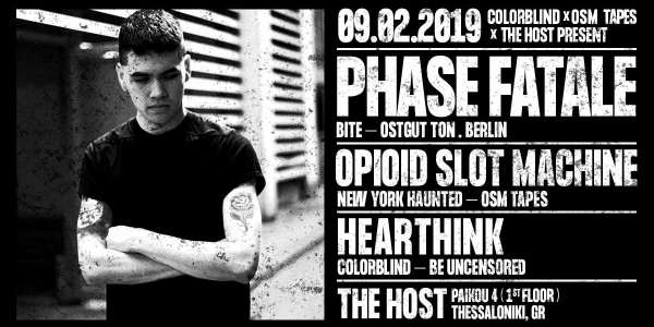 Phase Fatale at The Host