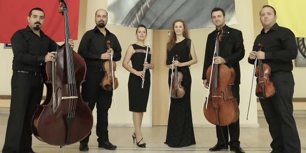 Συναυλία με το μουσικό σύνολο Trakya University Ensemble