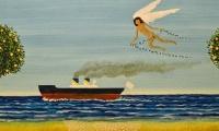 'Έλληνες Ναΐφ Ζωγράφοι' από τη Συλλογή Χρήστου και Πόλλυς Κολλιαλή