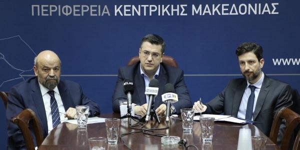 152 νέες τουριστικές επενδύσεις στην Περιφέρεια Κεντρικής Μακεδονίας