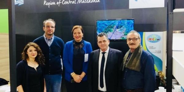 Συμμετοχή της Περιφέρειας Κεντρικής Μακεδονίας στη Διεθνή Έκθεση Fruit Logistica στο Βερολίνο