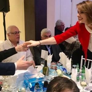 Σε Αρκαδία, Πέραμα και Θεσσαλονίκη η  Κατερίνα Μάρκου