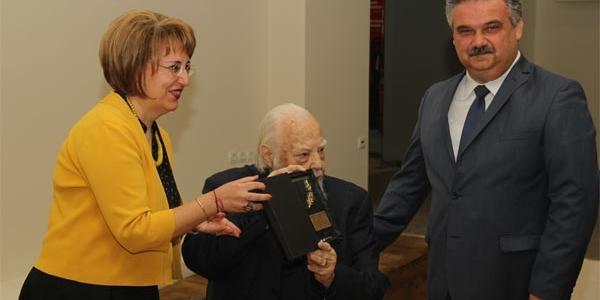 Ο Δήμος Βόλβης αποχαιρετά τον Νικόλαο Μουτσόπουλο
