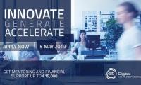 EIT Digital Venture Program 2019