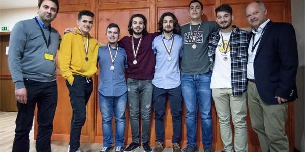 Έξι μετάλλια για το ΑΠΘ στη 13η Μαθηματική Ολυμπιάδα Νοτιοανατολικής Ευρώπης
